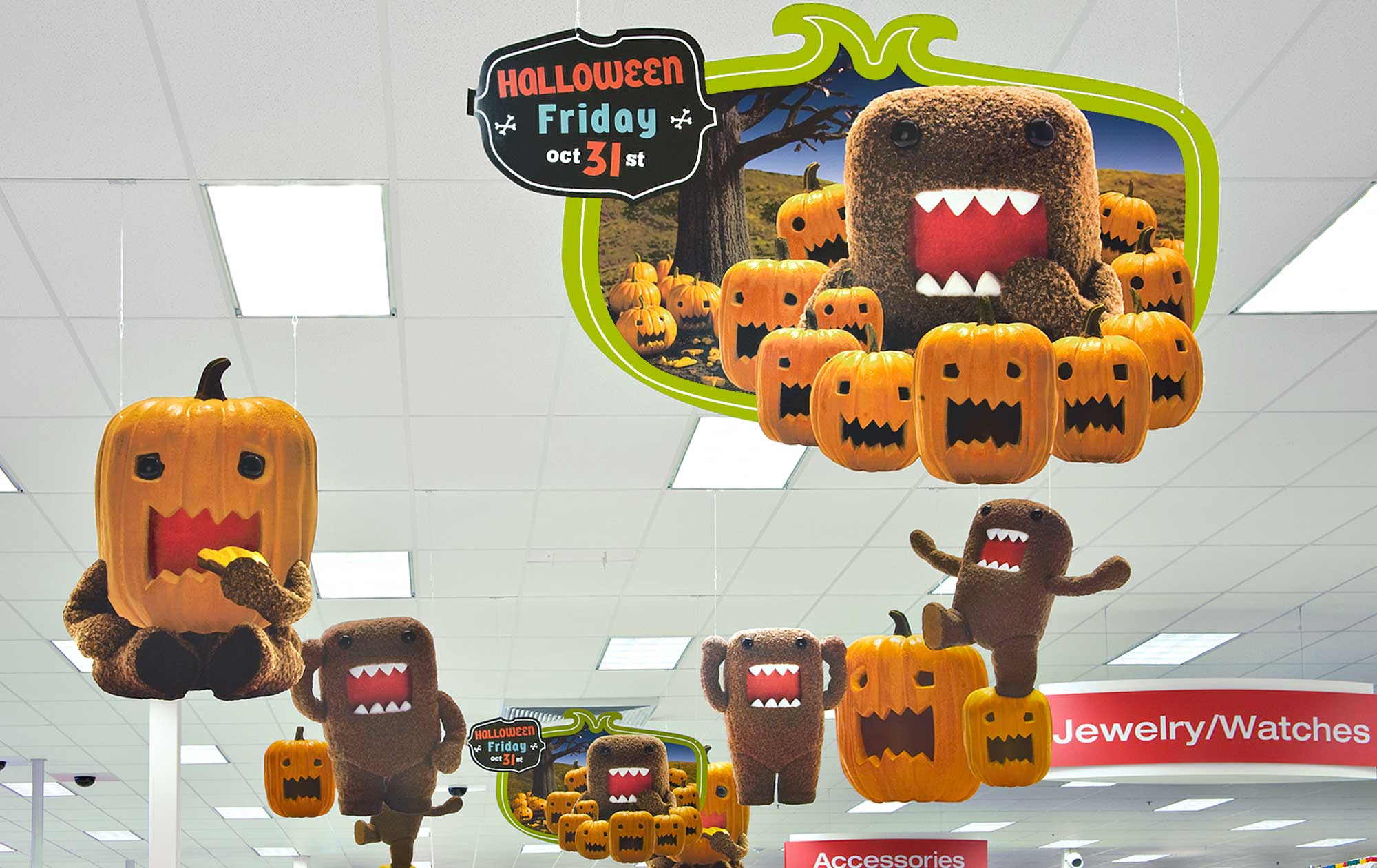 Domoween for Target / THIS IS FOLLY